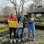 Saat-und Pflanzgut für unsere Challenge-Teilnehmer